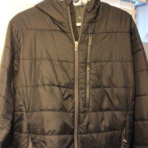 Spyder mandate hoody insulator jacket